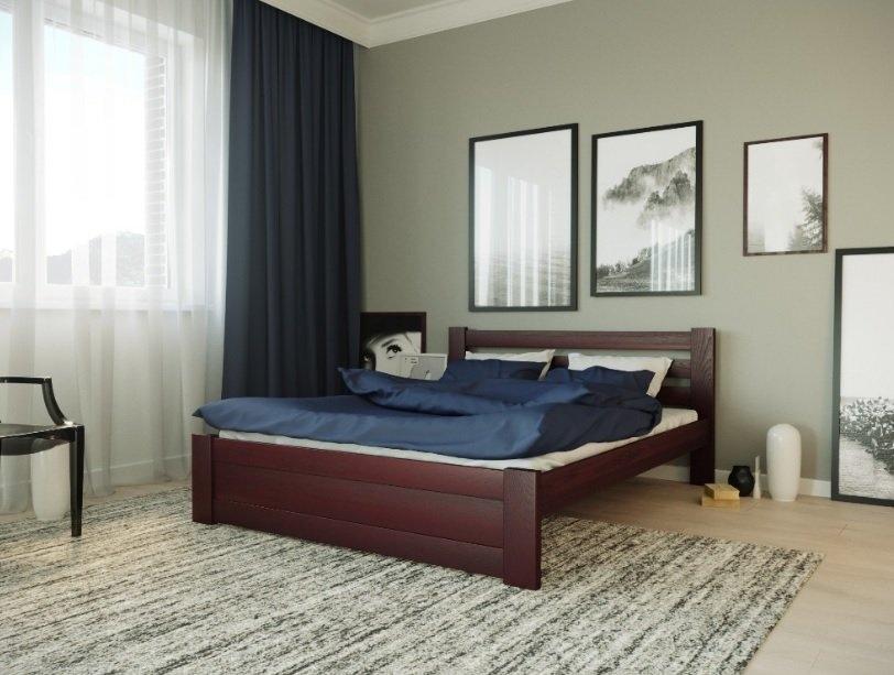 Кровать Жасмин Лев 4