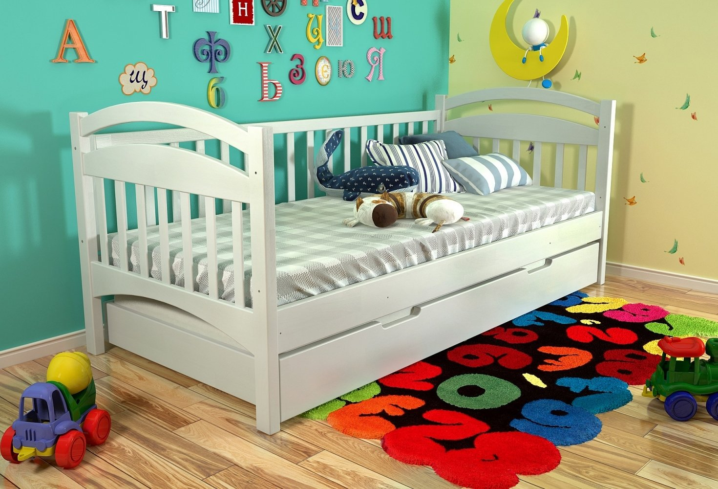 Ліжко Аліса 0