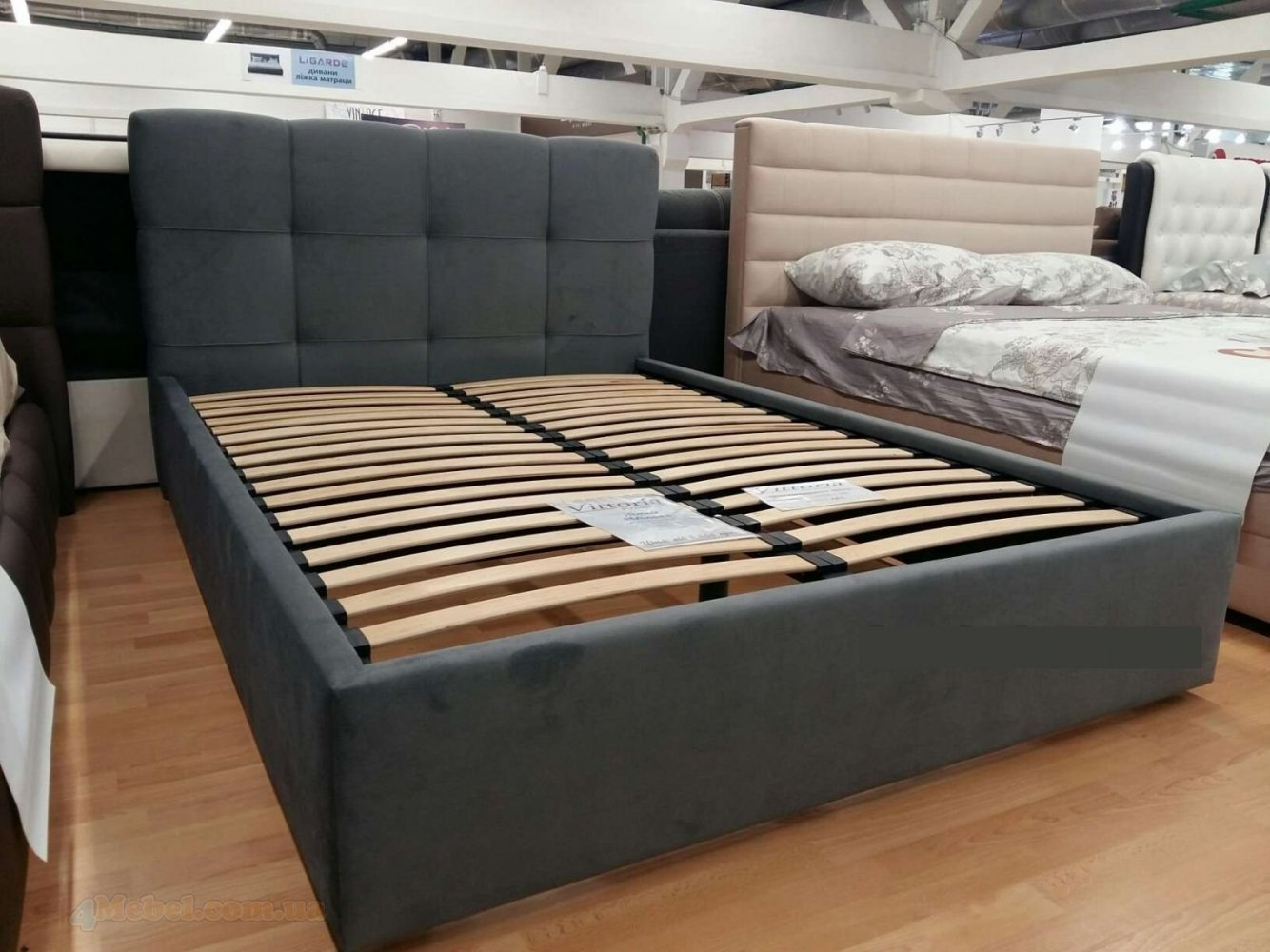 Кровать Милея 14