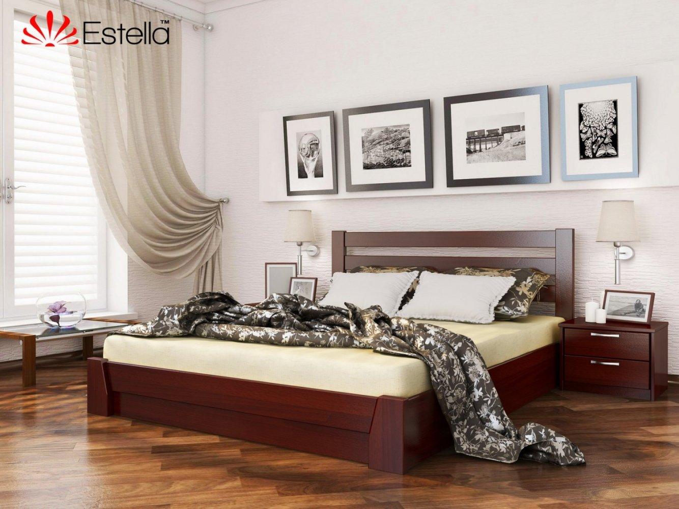 Ліжко Селена з підйомником 5