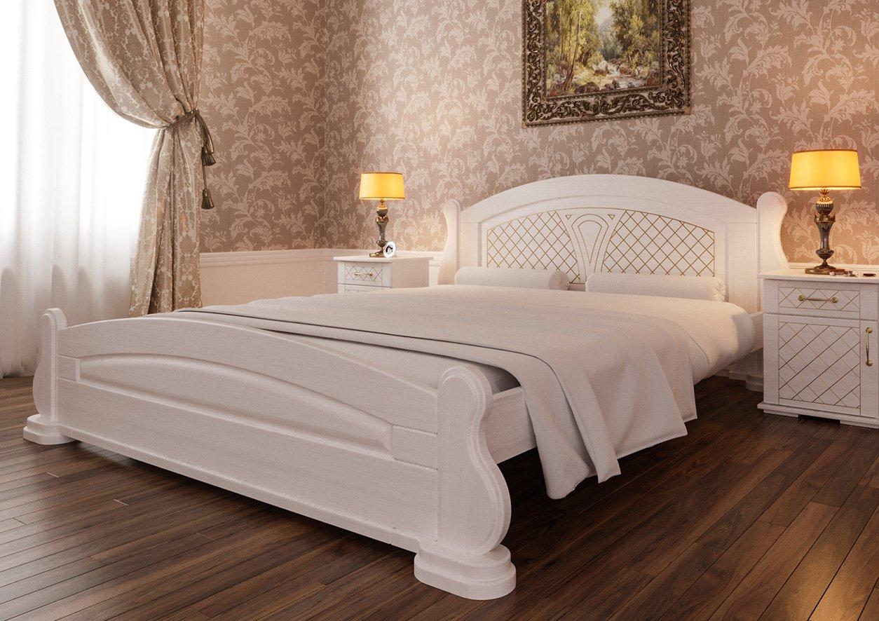 Ліжко Женева Преміум 4