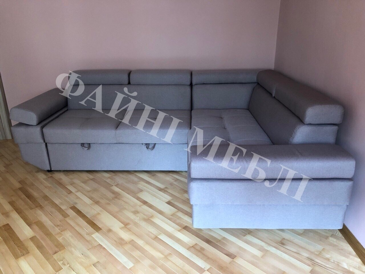 Угловой диван Сафари 5