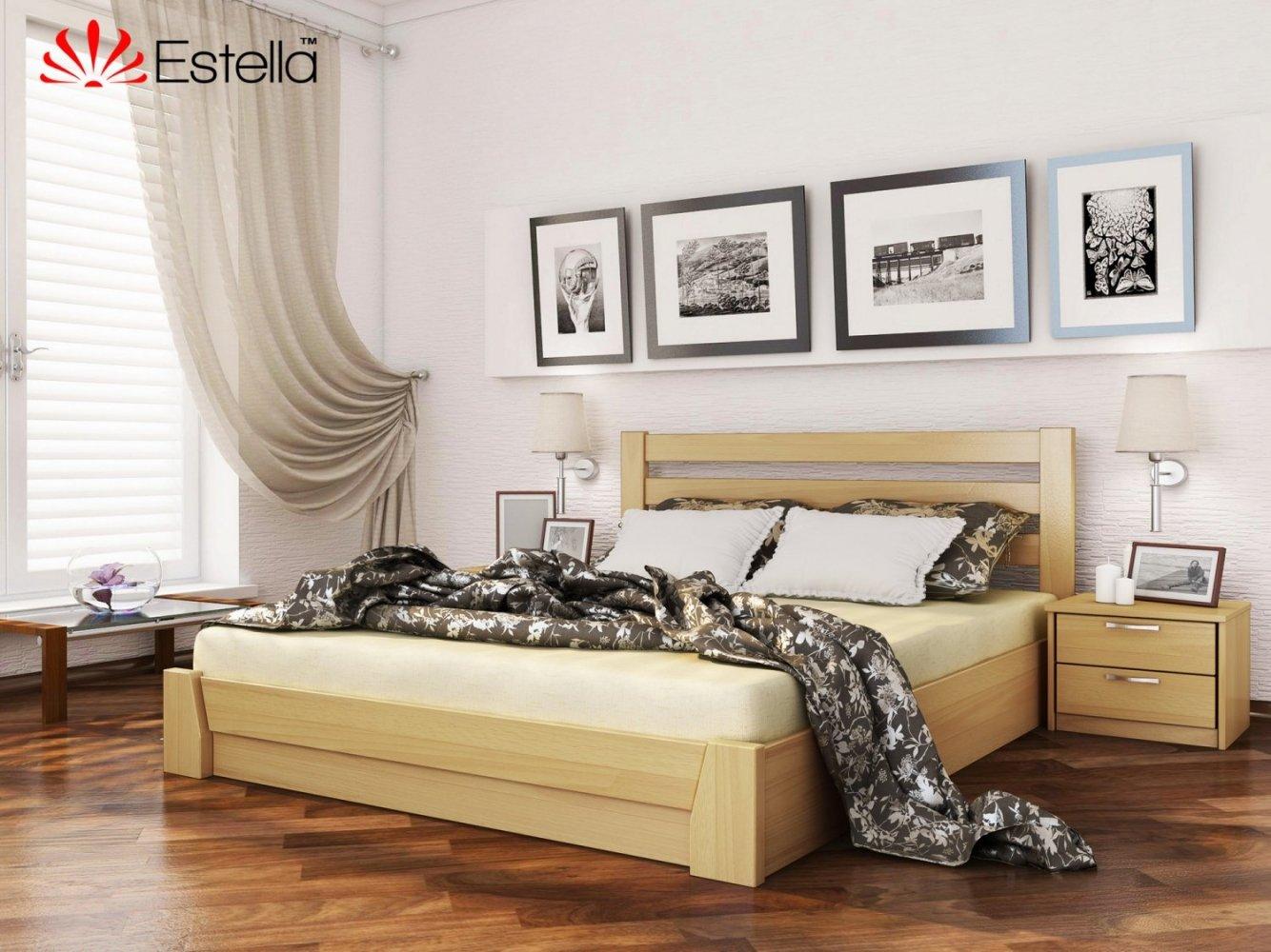 Ліжко Селена з підйомником 3