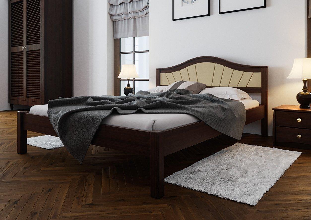 Ліжко Італія + М'яка вставка 5