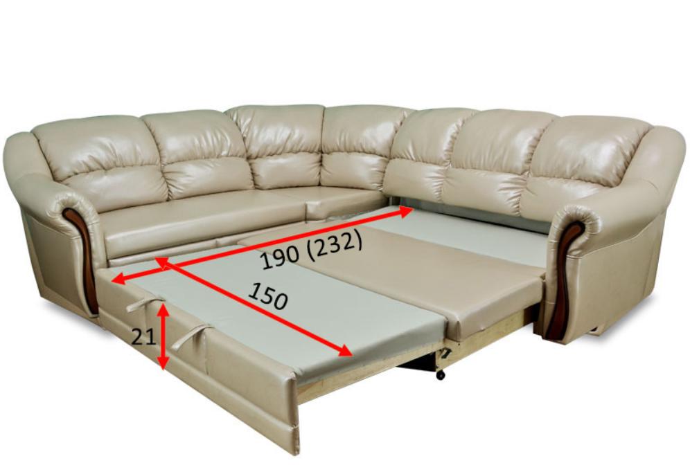 Угловой диван Редфорд 32 5