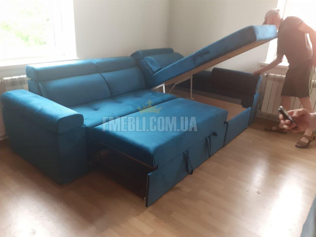 Кутовий диван Мона + Відеоогляд 27