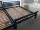 Кровать Ретро (твердая спинка) 7