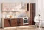 Модульна кухня Хай-тек глянець перламутр 9