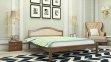 Кровать Италия + Мягкая вставка 6