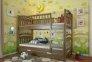 Двухьярусная кровать  Смайл 3