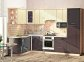Модульна кухня Хай-тек глянець перламутр 55