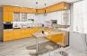 Модульна кухня Фарбований високий глянець  14