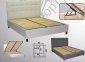 Ліжко Кане з підйомним механізмом 0