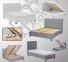 Ліжко Ніца з підйомним механізмом 3