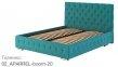 Ліжко Арабель + ВІДЕООГЛЯД 13