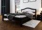 Кровать Италия + Мягкая вставка 1