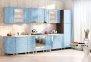 Модульна кухня Хай-тек глянець перламутр 46