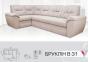 Угловой диван Бруклин В-31 5