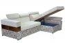 Угловой диван Монако 2 3