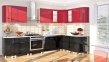Модульна кухня Хай-тек глянець перламутр 4