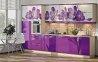 Модульна кухня Хай-тек глянець перламутр 29