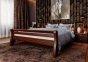 Кровать Ретро (твердая спинка) 2