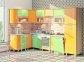 Модульна кухня Хай-тек глянець перламутр 54
