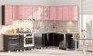 Модульна кухня Хай-тек глянець перламутр 24