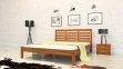 Кровать Модерн (твердая спинка) 6