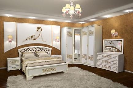 Модульная спальня Полина Новая
