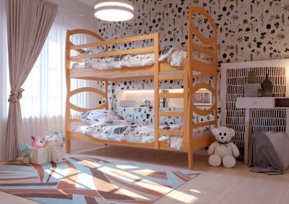 Двухьярусная кровать Наутилус 2