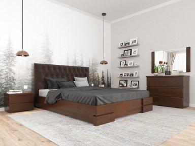 Ліжко Камелія ромб з ПМ