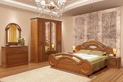 Модульная спальня Тина