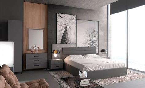 Модульна спальня Мерс