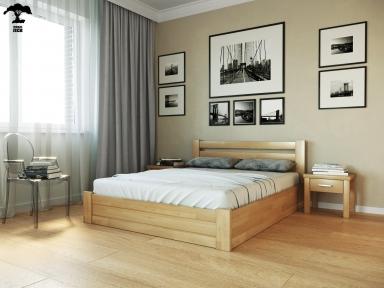 Кровать Жасмин с механизмом ЛЕВ
