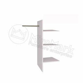 Полки Т-подобные Шкаф 4+6Д Флоренция