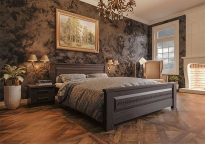Ліжко ЕЛІТ NEW