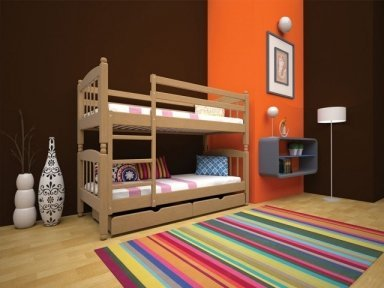 Ліжко двоярусне Трансформер 3