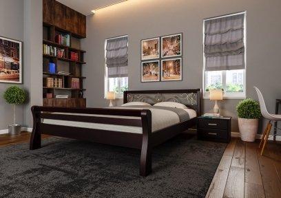 Ліжко Ретро + Ковка