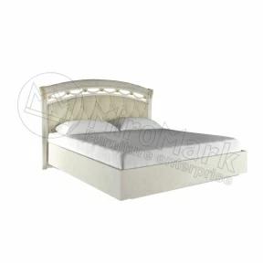 Ліжко 160 без каркасу м'яка спинка  Роселла
