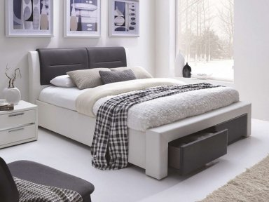 Кровать Cassandra C / HALMAR