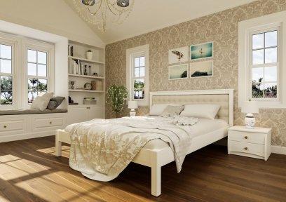 Ліжко Модерн + М'яка вставка