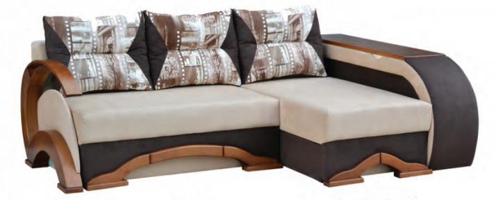 Кутовий диван Кредо 1
