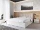 Ліжко Токіо 50 з механізмом ЛЕВ Білий